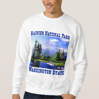 Un sweatshirt plus pluvieux de parc national