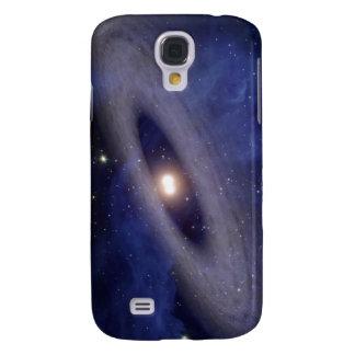 Un système solaire lointain coque galaxy s4