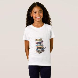 Un T-shirt bien équilibré de livre de la vie