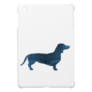 Un teckel coque pour iPad mini