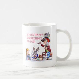 Un Unbirthday très heureux à vous ! Mug