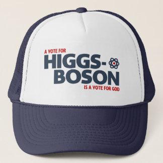 Un vote pour le Higgs-Boson est un vote pour Dieu Casquette