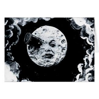 Un voyage à la lune cartes
