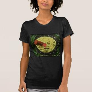 """""""Un voyage T-shirt à lune"""""""