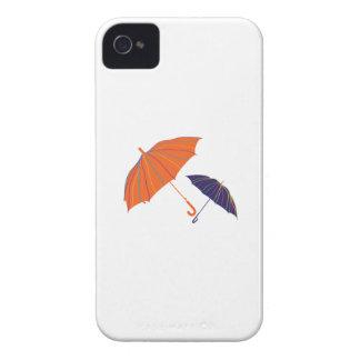 Unbrellas rayé coques iPhone 4 Case-Mate