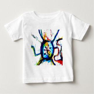 Une âme sur le feu t-shirt pour bébé