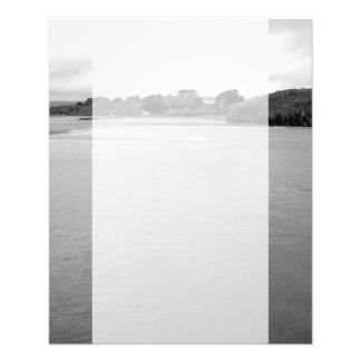 Une baie calme en Irlande. Rosscarbery. proche Prospectus 11,4 Cm X 14,2 Cm