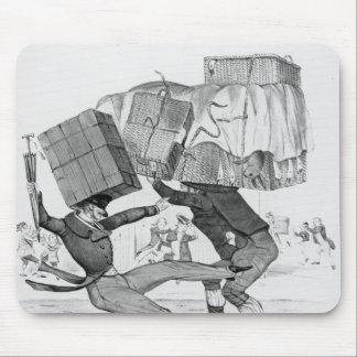 Une boîte de Noël, 1836 Tapis De Souris
