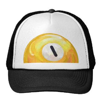 Une boule casquette de camionneur