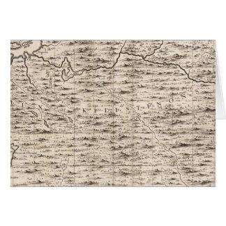 Une carte de l'Empire Britannique en feuille 2 de
