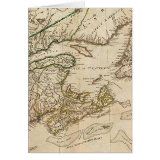 Une carte générale des colonies britanniques du