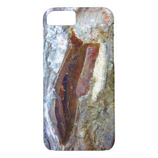 une cavité coque iPhone 7