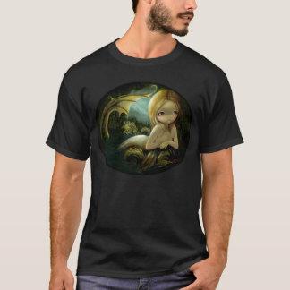 Une certaine pente de lumière - chemise de sirène t-shirt