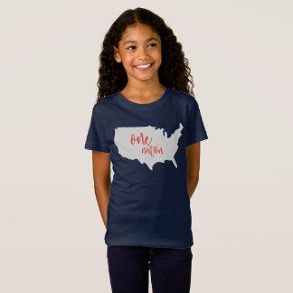 Une chemise de l'Amérique de nation T-Shirt