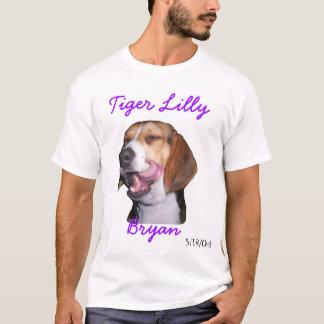 Une chemise et un poème t-shirt