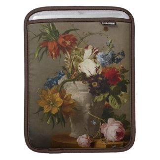 Une disposition avec des fleurs, 19ème siècle poches iPad