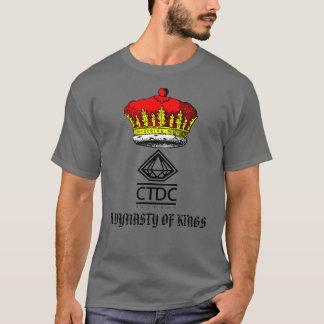 UNE DYNASTIE T-SHIRT DE S DE ROIS CROWN (CTDC)