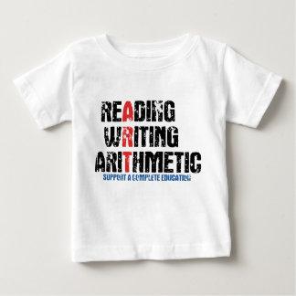 Une éducation complète t-shirt pour bébé