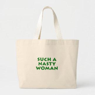 Une femme si méchante grand sac