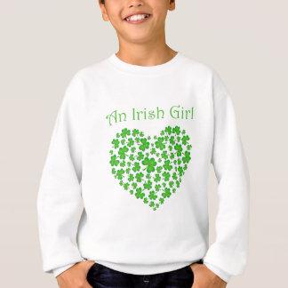 Une fille irlandaise sweatshirt