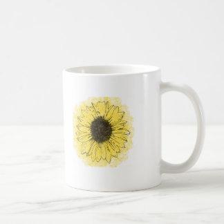 """""""Une fleur est née tasse de café inspirée dans"""
