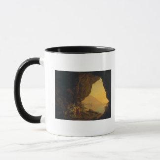Une grotte dans le royaume de Naples Mugs