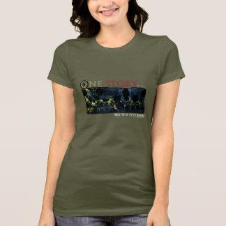 UNE HISTOIRE le T-shirt de fonctionnaire de film