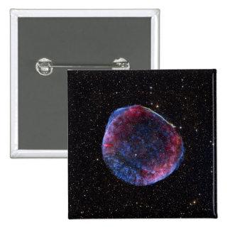 Une image composée du remn 1006 de supernova de SN Badges