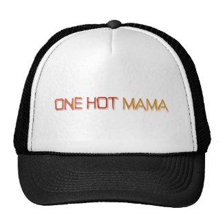 Une maman chaude casquettes de camionneur