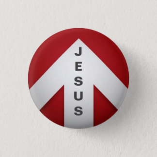 Une manière - Jésus Pin's