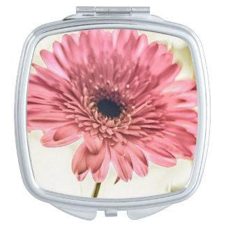 Une marguerite pour vous une photographie miroirs de poche