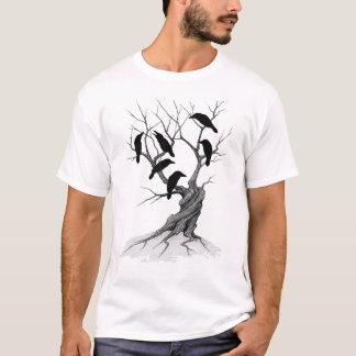 Une méchanceté des corbeaux t-shirt