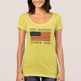 Une nation t-shirt