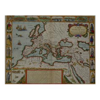 Une nouvelle carte de l'empire romain