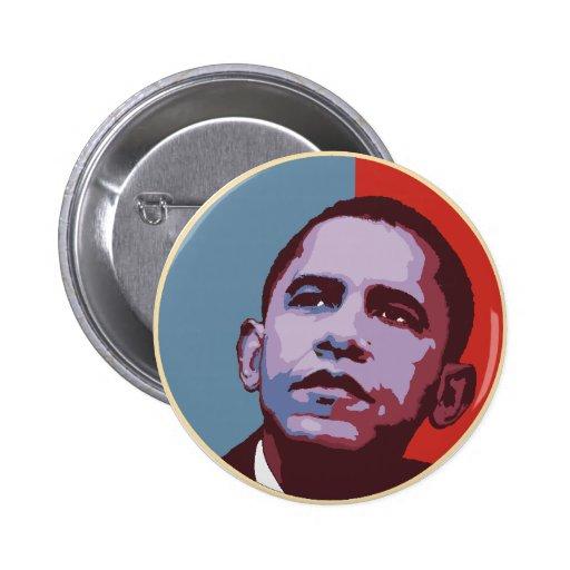 Une nouvelle majorité - bouton politique d'Obama Badge