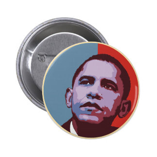 Une nouvelle majorité - bouton politique d'Obama Badge Rond 5 Cm