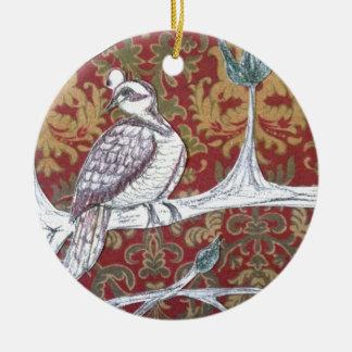 Une perdrix dans un poirier 3,0 décorations de noël
