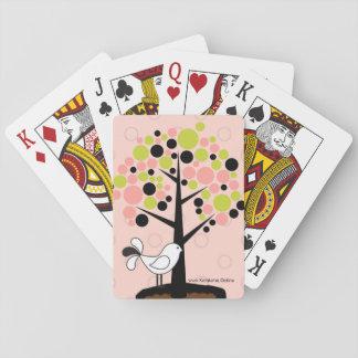 Une petite birdie m'a indiqué… jeu de cartes