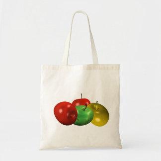 une pomme par jour sac