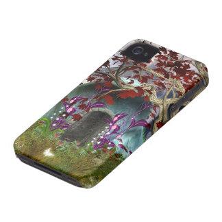 Une porte féerique coques iPhone 4