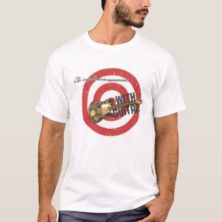 Une PSA… avec la guitare ! T-shirt
