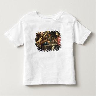 Une réunion de musical t-shirt pour les tous petits