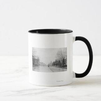 Une scène 11 de rue mug