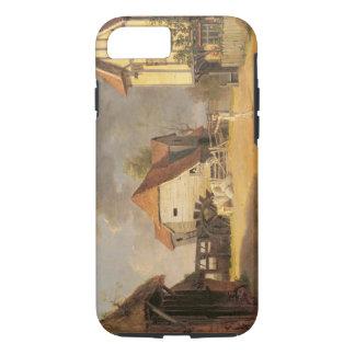 """Une scène """"de la domestique du moulin"""", 1765 coque iPhone 7"""