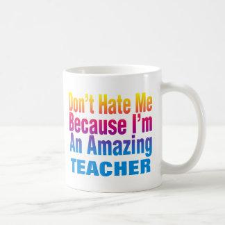 Une tasse de café extraordinaire de professeur