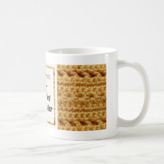 Une tasse de café pour le crochet Rockstar