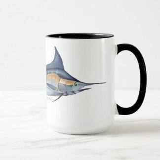 Une tasse de Marlin bleu