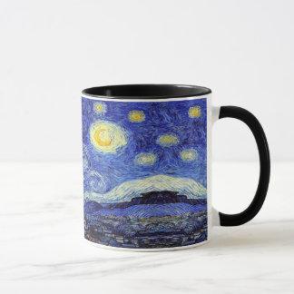 Une tasse d'inspiration de Vincent van Gogh de