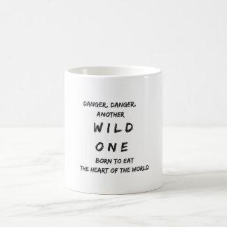 Une tasse sauvage