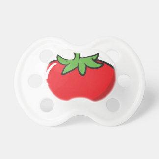 une tomate tétines pour bébé